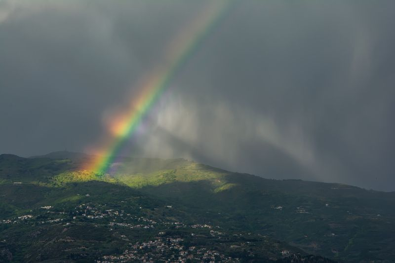 landscape, nature  rainbowphoto preview