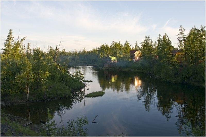 Таймыр,июль,лето Гармония природыphoto preview