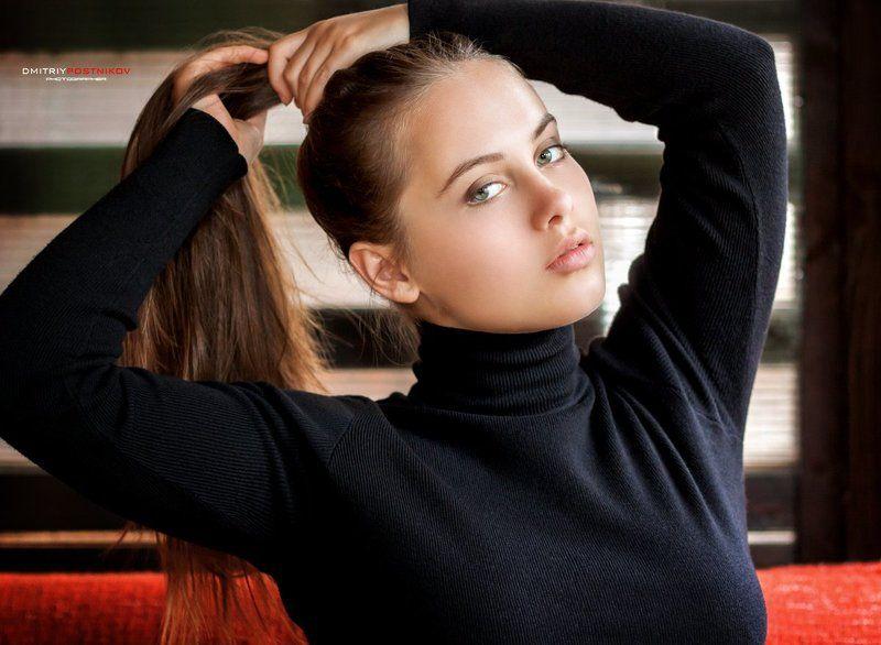 портрет,девушка, Анастасия.photo preview