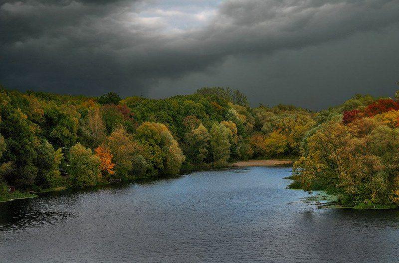 осень, похолодание Похолоданиеphoto preview