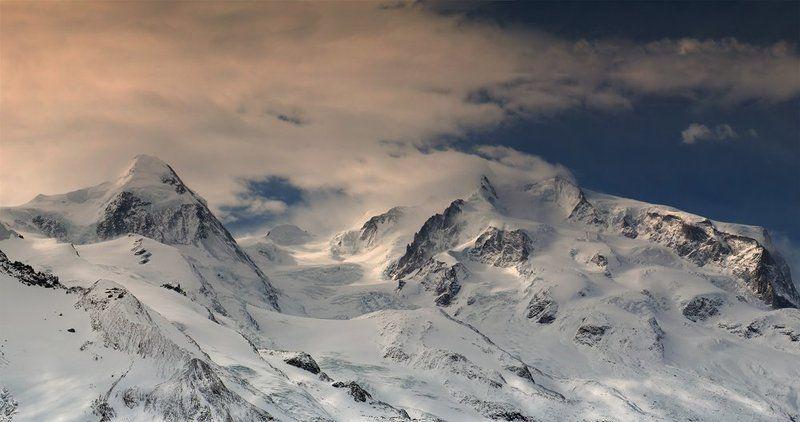 горы, рассвет Рассветphoto preview