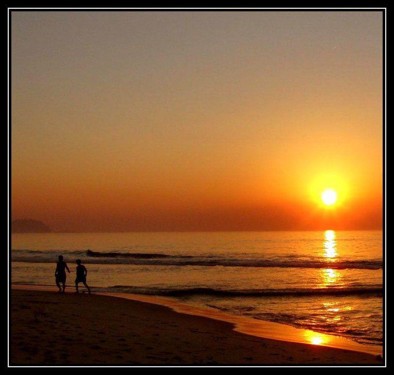 rio de janeiro,brazil My first sunrise in Riophoto preview