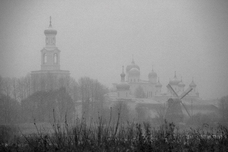юрьев, мужской, монастырь, новгородская, область ***photo preview