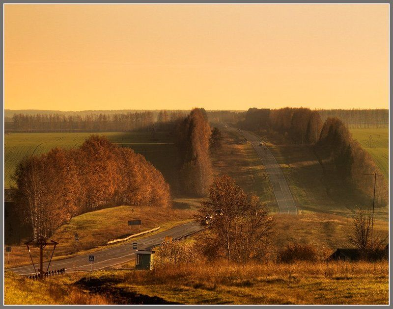 Дорога домой.photo preview