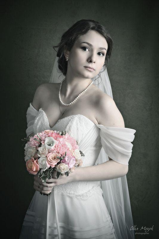 портрет, фотография, фотопортрет, фотограф в Полтаве Невестаphoto preview