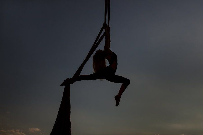 canvases, gymnastics, hoop, sport photo preview