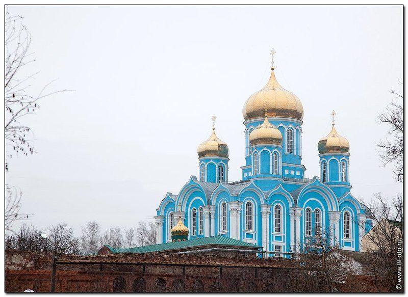 храм, цервковь, собор, православие, христианство, россия Собор Владимирской иконы Божьей материphoto preview