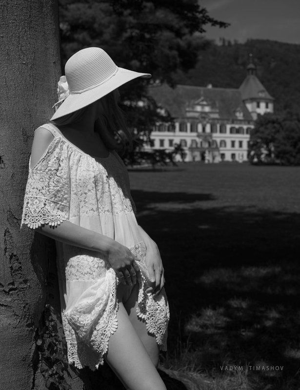 art, beauty, nude, print, portrait, vadym timashov, black and white, model *****photo preview
