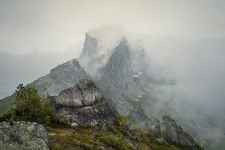 Про скалы и туман