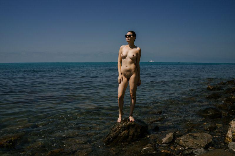 ню, море, мысхако ***photo preview