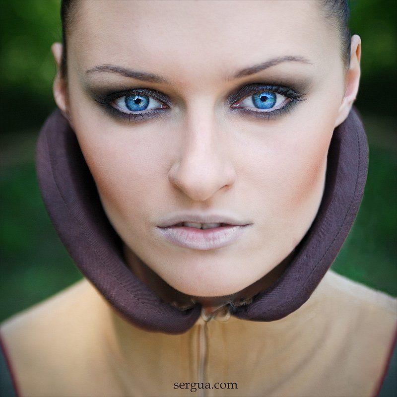 sergua, рекламная съемка Портретphoto preview