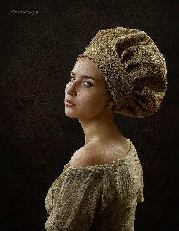 Портрет Кристиныphoto preview