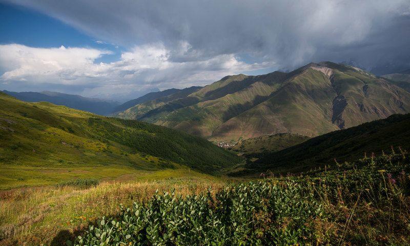 caucasus, georgia, кавказ, горы, svanetia Misterious Caucasusphoto preview