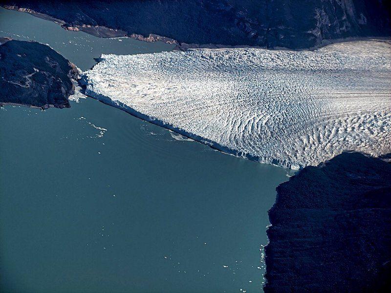 язык, ледника, перито-морено Язык :Pphoto preview