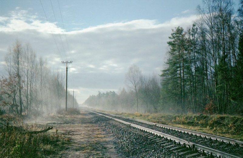 Короткая дорога длиною в жизньphoto preview
