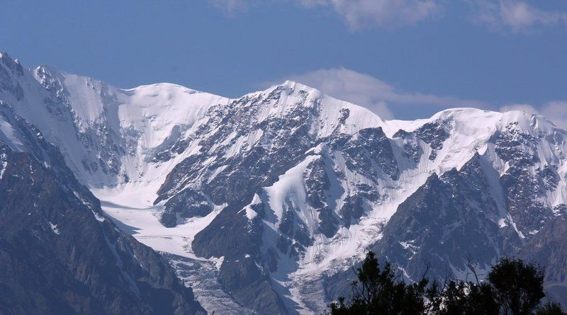 алтай,горный алтай,горы,северо-чуйский хребет,хребет *\\/-/\\/\\ .Ледник на Северо-Чуйском хребте.photo preview