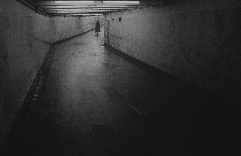 В тени Московского метроphoto preview