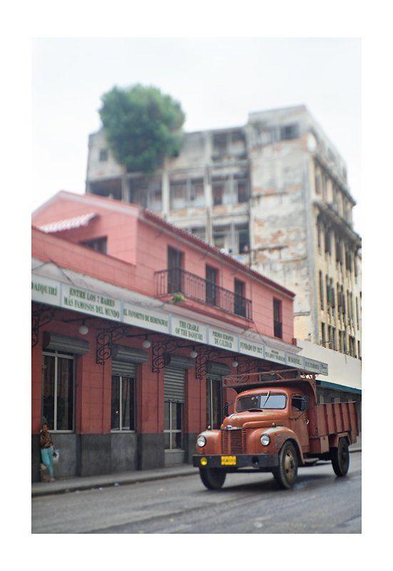 floridita Улицы Гаваны. Ресторан \