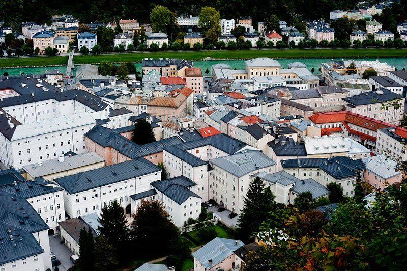 зальцбург, австрия Игрушечные домикиphoto preview