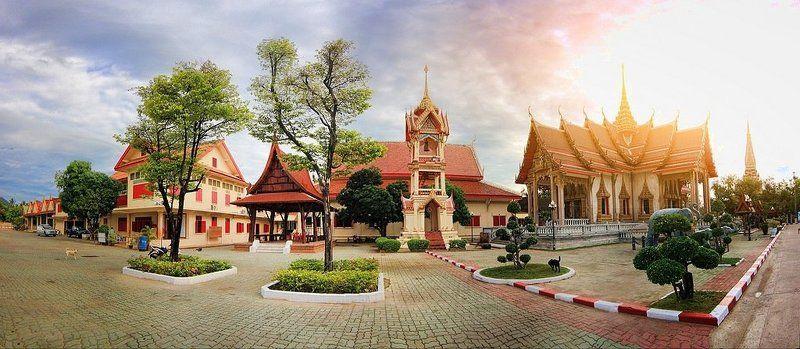 Храмы на о.Пхукетphoto preview