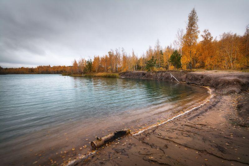 пейзаж, осенний пейзаж, осеннее утро, осень, природа, кондуки photo preview