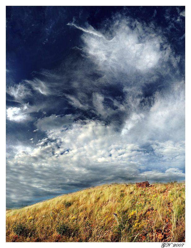 Небесный коллажphoto preview