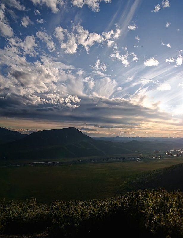 колыма Долина р. Сусуман 600км. от Магадана. Колыма.photo preview
