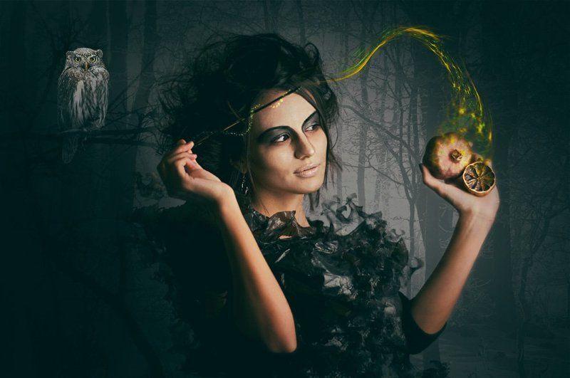 Ведьмочкаphoto preview