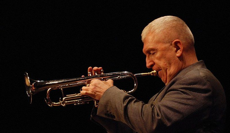 портрет, музыкант, трубач, джаз, труба, валерий_пономарев ЭТО ДЖАЗ - Валерий Пономаревphoto preview