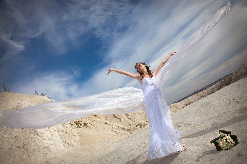 свадебное фото, свадьба in the skyphoto preview