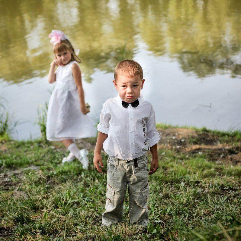 свадебное фото, свадьба, жанр, портрет ...photo preview