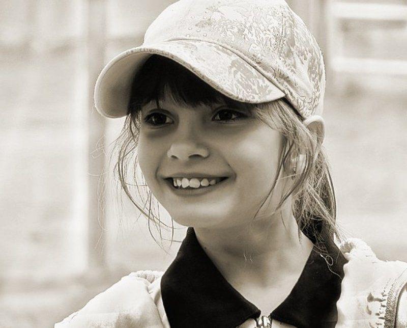девочка, ребёнок, детство, настроение, змоции Подрастает чьё-то счастье...photo preview