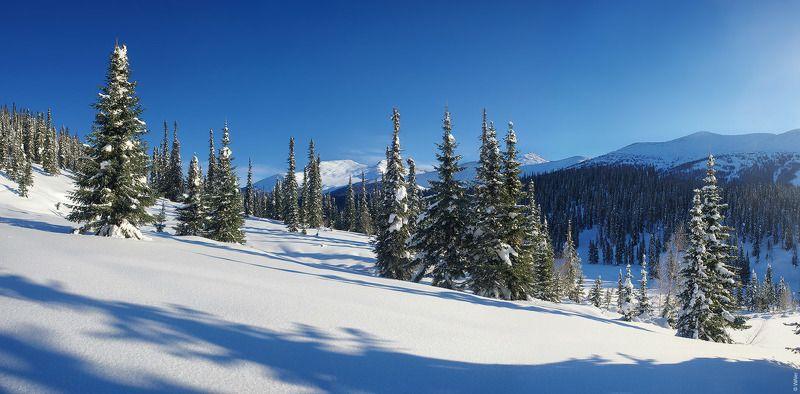 PRO зимний туризм (суровый и прекрасный)photo preview