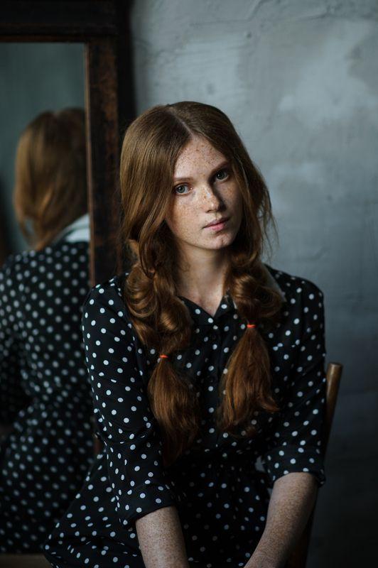 model, portrait, girl, портрет, девушка, модель Olgaphoto preview