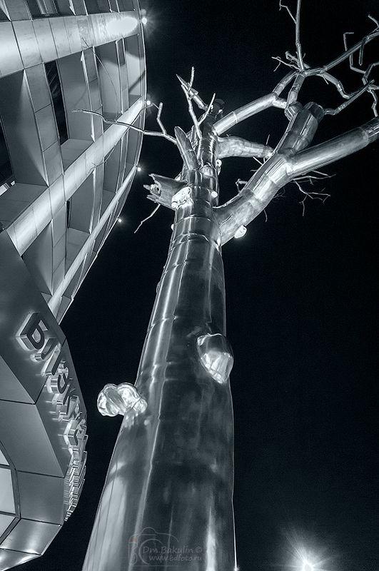 Алюминиевое деревоphoto preview