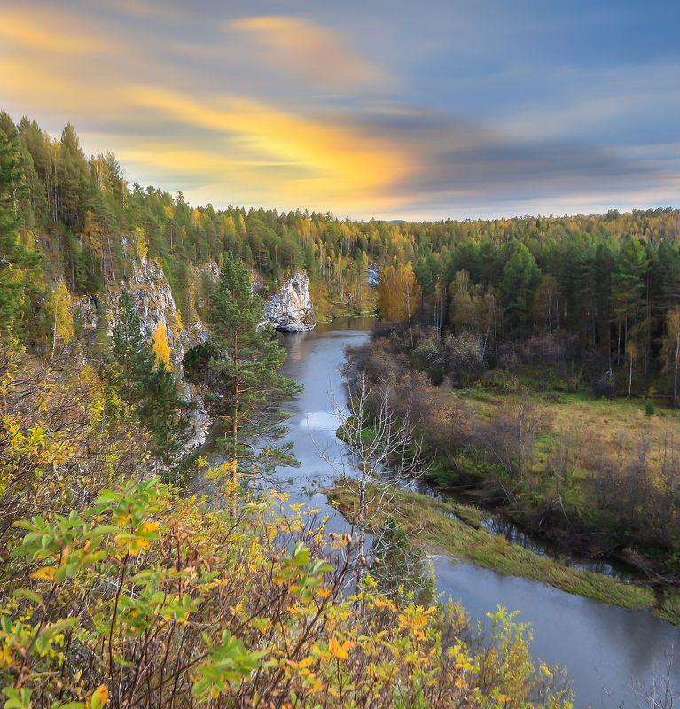 Осень в Оленьих Ручьяхphoto preview