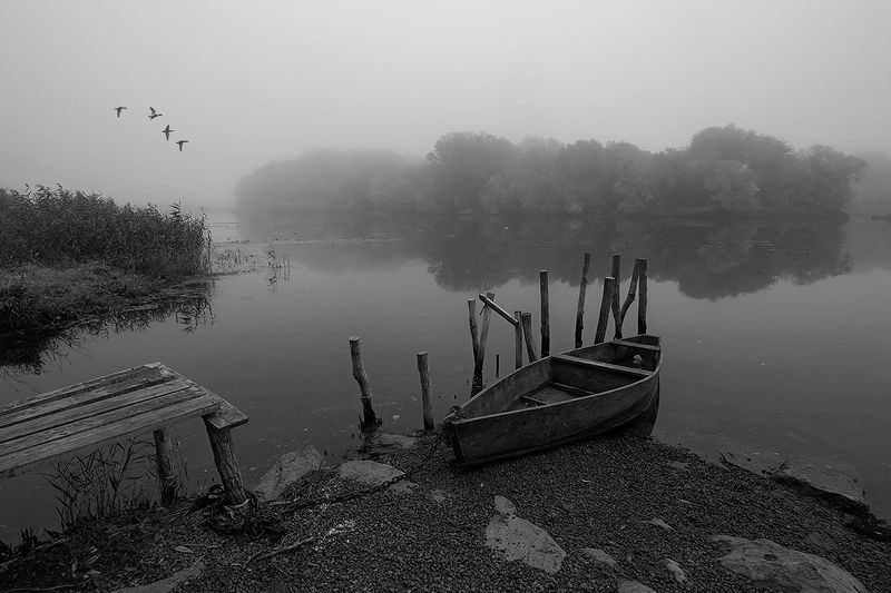 Рыбацкая пристань.photo preview