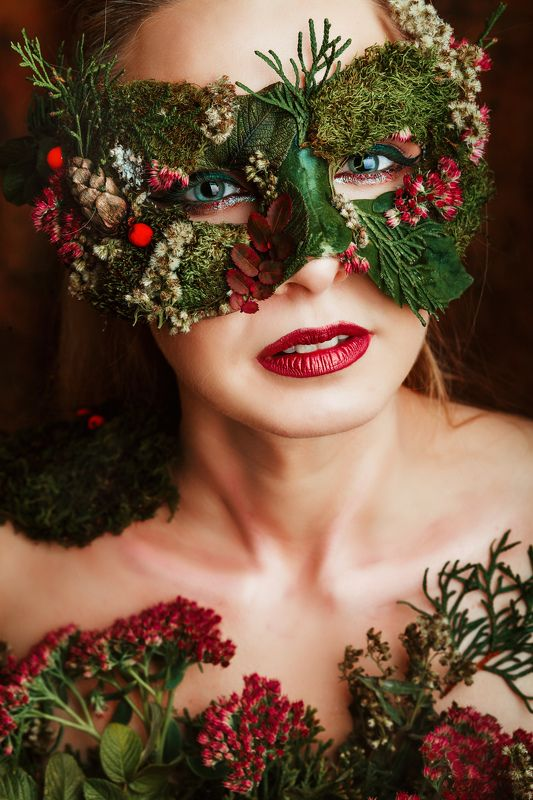 Floral fantasyphoto preview