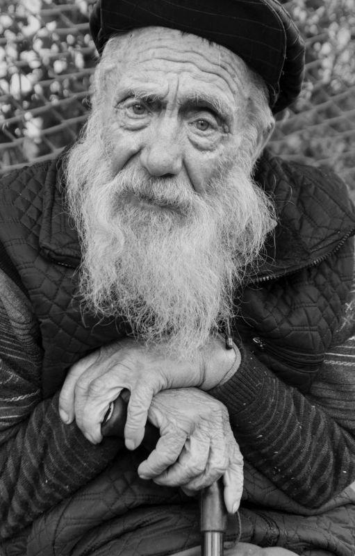 человек, старик, старость, портрет, лицо, глаза, взгляд, руки, Молоканphoto preview