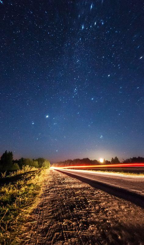 Вдоль ночных дорогphoto preview