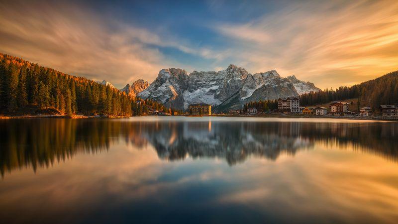Autumn Lake...photo preview