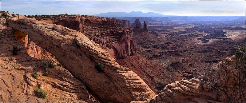 Canyonlands, прощальный взглядphoto preview