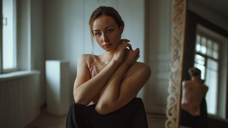 портрет, девушка, Дашаphoto preview