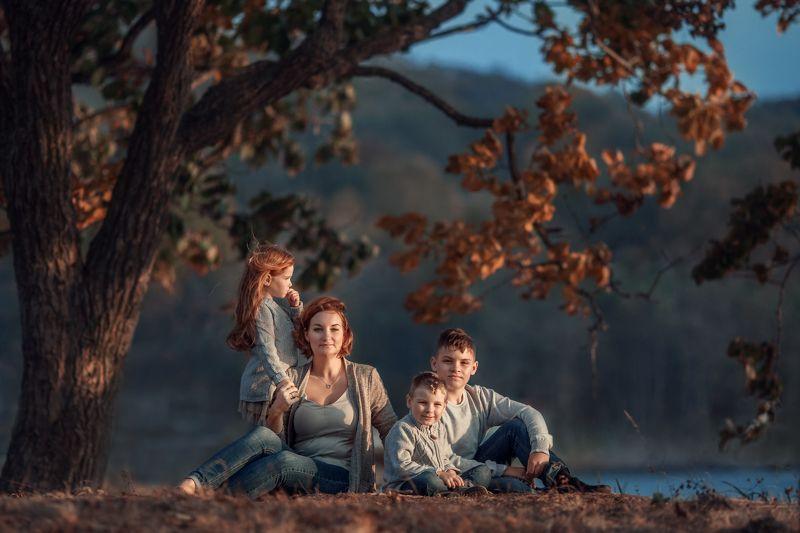 Autumn Big Familyphoto preview