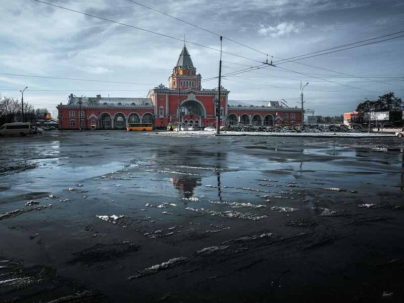 чернигов вокзал Черниговphoto preview
