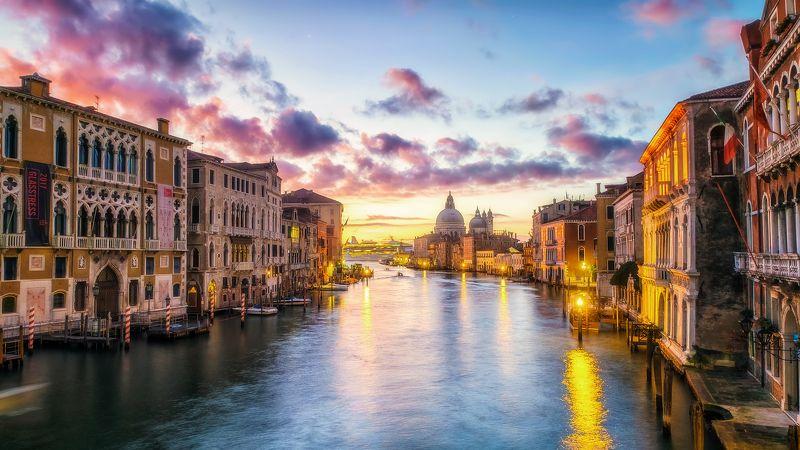 #italia #италия #венеция Утренняя Венецияphoto preview