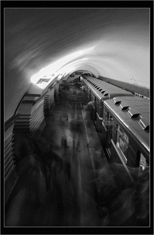 метро, петербург Подземные рекиphoto preview