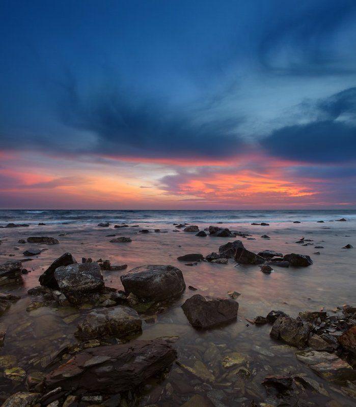 море, камней photo preview