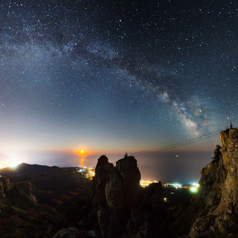 Ночь на Ай-Петриphoto preview