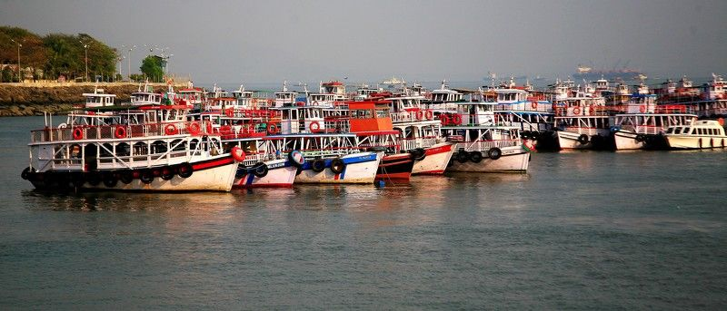 ....морские транвайчики...photo preview
